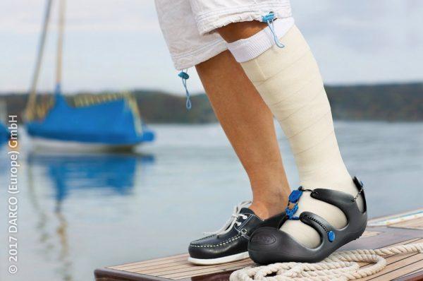 Body Armor® Cast Shoe - Cast Boot - VM Orthotics